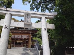 春日神社 4