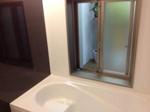 梅雨でも安心・浴室暖房乾燥機2