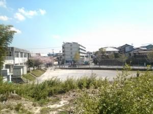 アクロス春日セントラルコート建設地 (造成)2